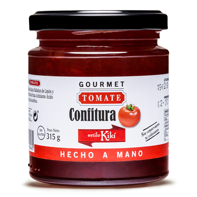 confitura tomate gourmet